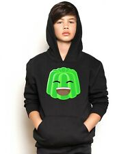 Jelly Hooded Jumper YouTube Viral Gamer Hoodie Kids & Adults Sizes