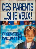 Plakat L'Irresistible North Rob Reiner Elijah Wood Bruce Willis 120x160cm