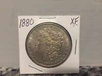 1880 MORGAN SILVER DOLLAR 90% SILVER