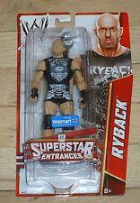 2013 WWE WWF Mattel Ryback Wrestling Superstar Ent Figure MIP Walmart Exclusive
