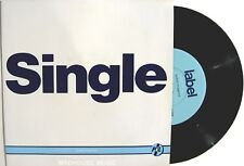 "SEX PISTOLS 7"" PIL Public Image Limited RISE / Instr. UK 1986 Matt Paper Sleeve"