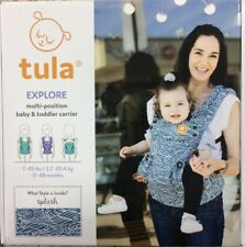 TULA EXPLORE MULTI POSITION BABY & TODDLER CARRIER -FREE SHIPPING!!