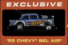 HOT WHEELS 55 CHEVY BEL AIR GASSER (LOOSE) FROM DISPLAY CASE