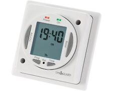 Timeguard ntt03 24 hour/7 día Digital Compacta de inmersión temporizador de calentador tiempo Interruptor