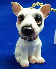 Irresistable Bull Terrier Puppy Dog Fan Pull / Ceiling Fan Pull New