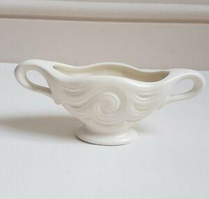 Vintage Small Falcon Ware Cream Mantle Vase