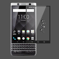 3D Curved Full Cover Tempered Glass Screen Protector Film For Blackberry KEYone