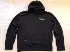 NWT $98 Polo Sport Ralph Lauren Men's Fleece Sweatshirt Hoodie Black Sz L