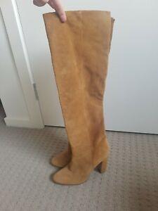 WINDSOR SMITH Knee High Boos Size 8.5