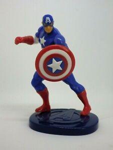 Figurine Captain America Marvel On Holder Pendant 8,5 CM