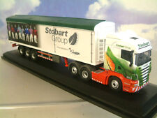 Oxford Scania & Bande-Annonce Eddie Stobart Ascot Champions Jour Tanya Louise