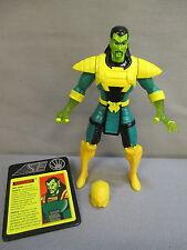 "Iron Man ""MANDARIN"" 100% Complete C9 shape Toy Biz 1994"