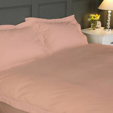 1000 Tc Peach Solid Bed Skirt Select Drop Length All Us Size 100% Egy. Cotton