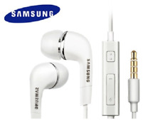 For original Samsung Galaxy S3 S4 S5 Note 2 3 Stereo Headphones Earphones Handsf