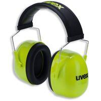 Uvex Kapselgehörschutz K4, SNR, 35 dB Gehörschutz Lärmschutz Kinder  Ohrstöpsel