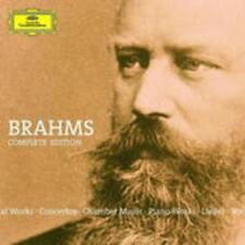 Brahms Complete Edition (Ltd.Edition) von Herbert von Karajan,Norman,Abbado,Mutter,Pollini (2009)