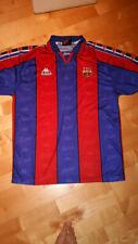 FC Barcelona Trikot Kappa 1995/1996 XL