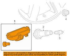 GM OEM Tire Pressure Monitor-Tpms Sensor 23445327