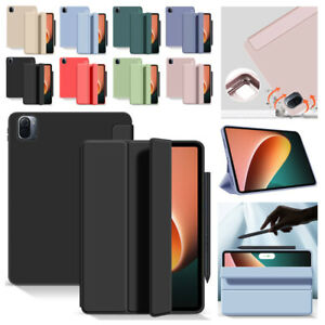 Smart Sleep/Wake Leather Stand Flip Case Cover For Xiaomi Mi Pad 5 /Mi Pad 5 Pro