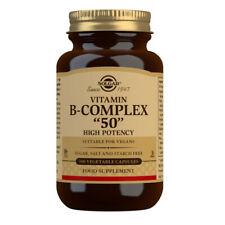 """Solgar Formula Vitamin B-Complex """"50"""" Vegicaps 100"""
