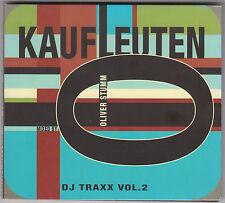 Kaufleuten DJ Traxx Vol. 2 ( Digipack )