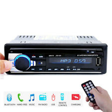 Car Multimedia Player Bluetooth Stereo Audio In-Dash Head Unit MP3 Radio Player