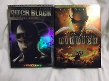 Pitch Black & Chronicles of Riddick (Dvd Unrated, Director's Cut, Widescreen)