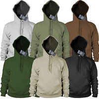 ARMY HOODIE Combat Colours mens womens hoody sweaters Military Green Camo Black