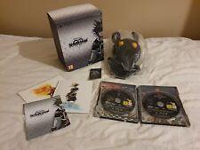 Kingdom Hearts HD 2.5 Remix Edición Coleccionista Sony PS3 Juego Excelente Estado