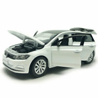 All New Polo Plus 2019 1/32 Die Cast Modellauto Spielzeug Kinder Sammlung Weiß