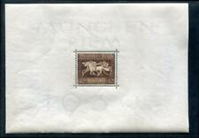 Germany B90 MNH 1936 horse Race
