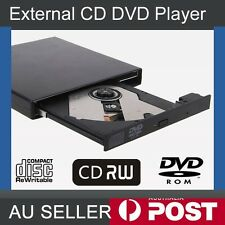 AU USB 2.0 External IDE DVD ROM CD±RW Burner Writer Drive Portable For Mac Win7