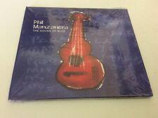 PHIL MANZANERA   THE SOUND OF BLUE CD DIGIPAK NEW AND SEALED.  B1