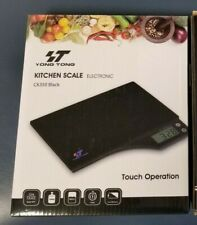 Kitchen Scale weigh up 11 LBS Weight Food Scale Postage scale + batteries