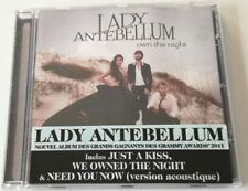 LADY ANTEBELLUM OWN THE NIGHT CD ALBUM OTTIMO SPED GRATIS SU + ACQUISTI
