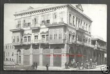 Aleppo rppc German Officers Soldiers Home Car Syria 1916