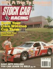 STOCK CAR RACING 1991 DEC - Wood Brothers, Sons & Daughter, Alcohol Carbs, Hearn