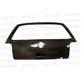 Seibon Carbon Fiber Trunk Lid for 1999-2004 Volkswagen Golf IV