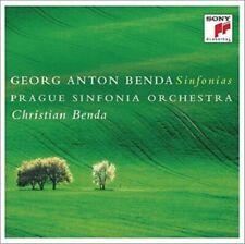 Georg Anton Benda - : Sinfonias (2016)