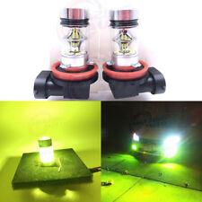 H11 H8 H9 H16 CREE LED Fog Light Conversion Kit Upgrade 4300K Yellow 55W