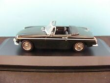 MGB 1800 Roadster 1962 in BR Green Wire wheels  a Maxichamp New issue 1:43RD. .