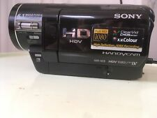 Sony Handycam HDR-HC9 - Camcorder - Carl Zeiss - Mini DV (HDV) 180 DAYS WARRANTY