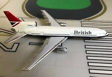 British Airways Lockheed L-1011 G-BBAF 1980 1/400 diecast Lockness/Aeroclassics