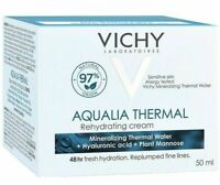 Vichy Aqualia Thermal 48h Rehydrating Cream With Hyaluronic Acid 50ml