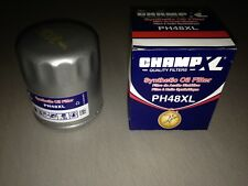 USA Champ PH48XL Synthetic XL Oil Filter fits Fram XG10060 Mobil One M1-113A