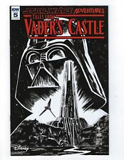 STAR WARS TALES FROM DARTH VADER'S CASTLE # 5 IDW NM 1:10 Cover