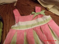 #Infant Girl Lilly Wicket Dress 12 Months Free Ship