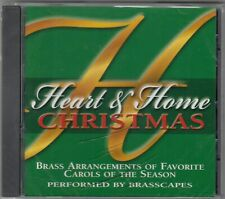 Heart & Home Christmas - Brass Arrangements of Favorite Carols of the Season CD