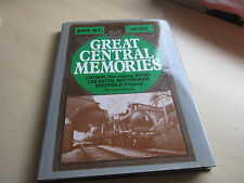 Great Central Memories by John Healy (Hardback, 1988) ONE OWNER FROM NEW
