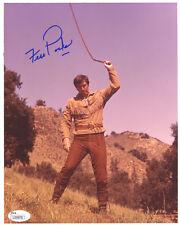 "(SSG) Rare FESS PARKER Signed 8X10 ""Daniel Boone"" Photo - JSA (James Spence) COA"